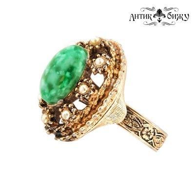 Винтажное кольцо  «Великолепие» от Florenza