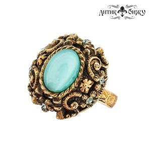 Винтажное кольцо «Царица» от Sarah Coventry