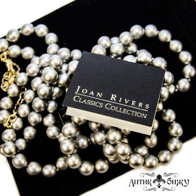 Элегантная жемчужная нить от Joan Rivers