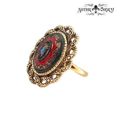 Винтажное кольцо «Старая Вена» от Sarah Coventry