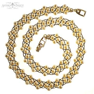 Винтажное ожерелье от Napier