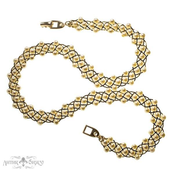 Винтажное ожерелье от Napier для самых оригинальных и стильных