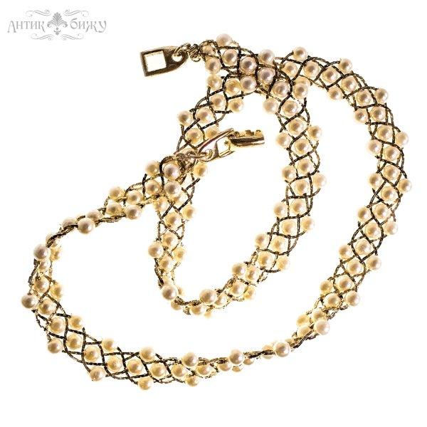 Винтажное ожерелье от Napier оригинальный и эксклюзивный подарок девушке