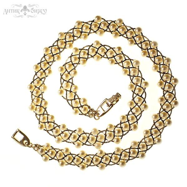 Винтажное ожерелье от Napier это настоящая бижутерия класса люкс