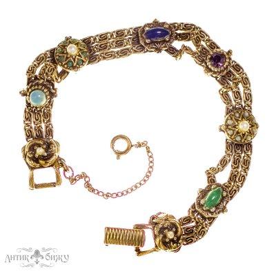 Винтажный браслет «Благородство» от Goldette