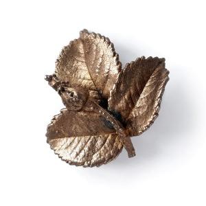 Винтажная брошь «Шиповник» от Flora Danica