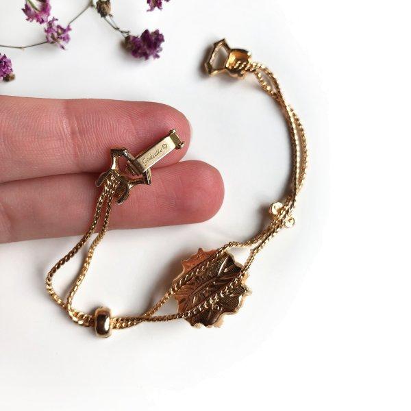 Винтажный браслет «Чайная роза» от Goldette это настоящая бижутерия класса люкс