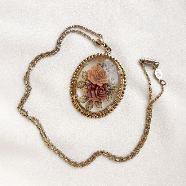 Винтажный кулон на цепи от 1928 Jewelry для самых оригинальных и стильных