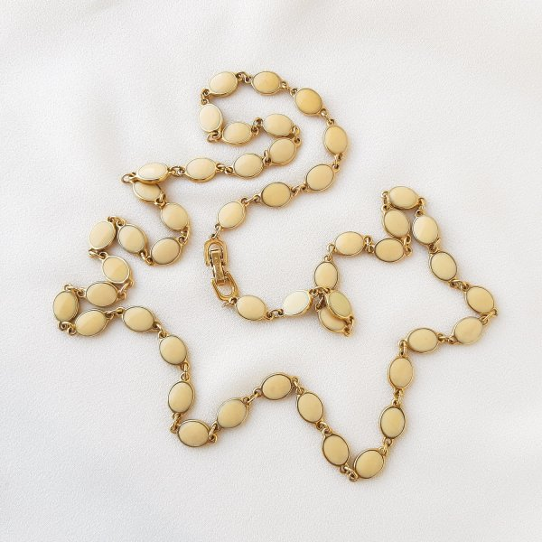 Винтажные бусы «Вкус» от Goldette оригинальный и эксклюзивный подарок девушке