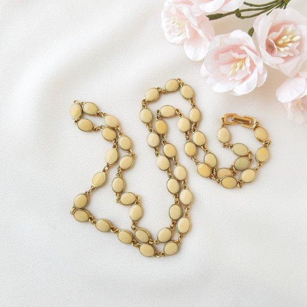 Винтажные бусы «Вкус» от Goldette для любителей старины и антиквариата