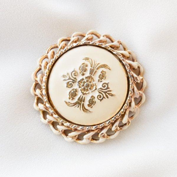 Винтажная брошь «Мальтийский крест» от Craft для самых оригинальных и стильных