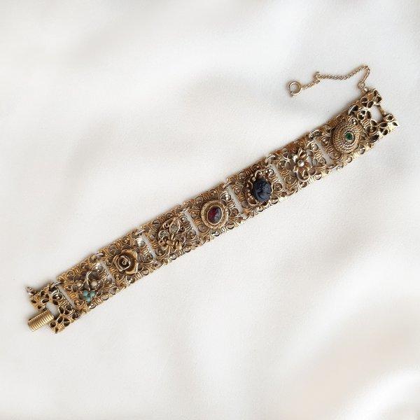 Винтажный браслет «Реликвия» от Goldette для самых оригинальных и стильных