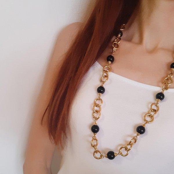 Винтажные бусы «Мода» от Monet оригинальный и эксклюзивный подарок девушке