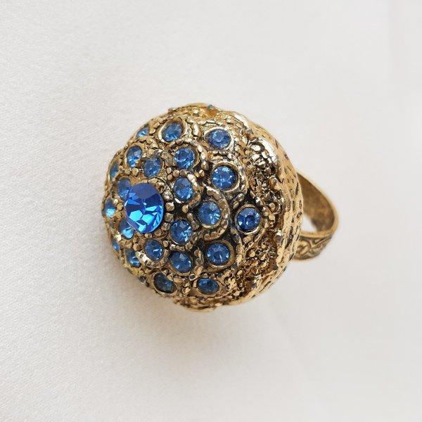 Старинный перстень «Забвение» от Florenza это настоящий редкий винтаж