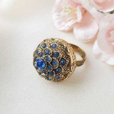 Старинный перстень «Забвение» от Florenza