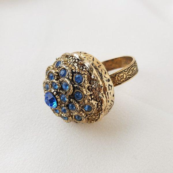 Старинный перстень «Забвение» от Florenza для самых оригинальных и стильных