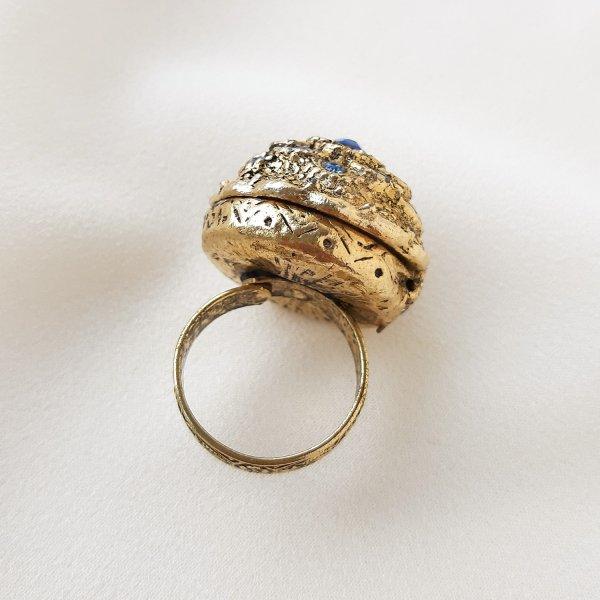 Старинный перстень «Забвение» от Florenza редкие антикварные украшения