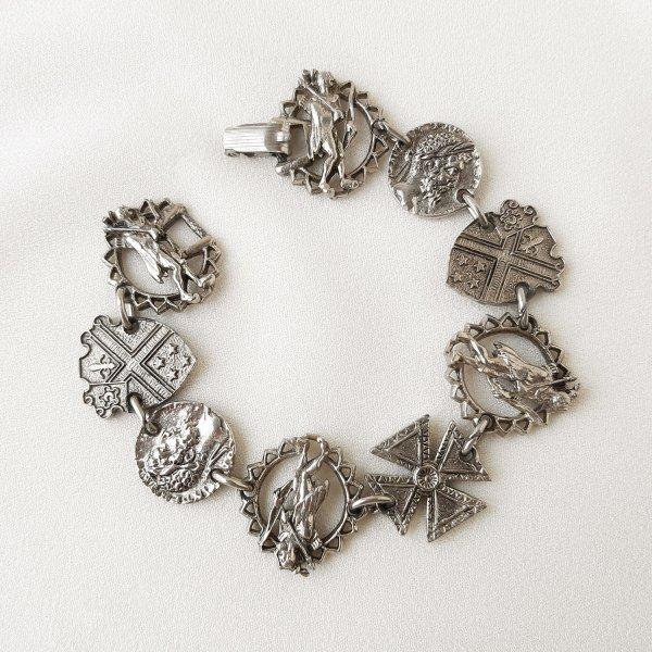 Винтажный браслет «Геральдика» от Art для самых оригинальных и стильных