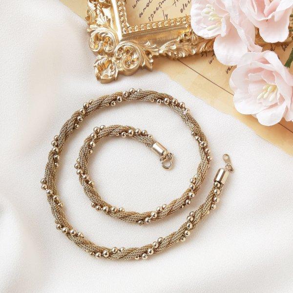Винтажная цепочка - шнур от Avon для любителей старины и антиквариата