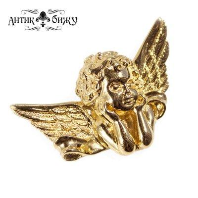 Винтажная брошь «Ангел» от Napier