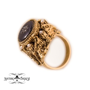 Винтажное кольцо «Борджиа» от Art