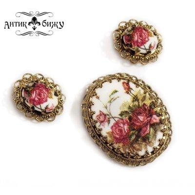 Комплект «Королевские розы» от WESTERN GERMANY