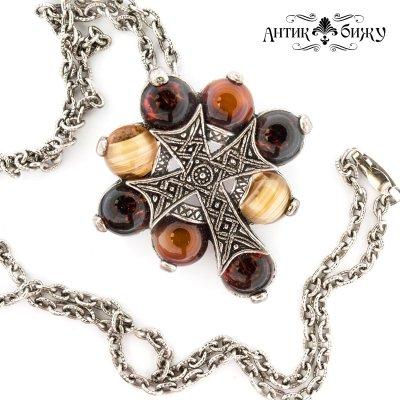 Винтажная брошь - кулон «Кельтский крест» от Miracle