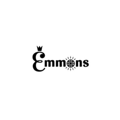 Логотип Винтажная американская бижутерия Emmons