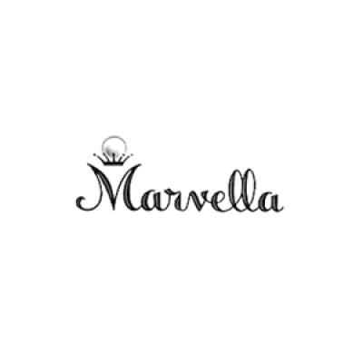 Логотип Винтажная бижутерия Marvella